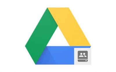 Google Drive et Team Drive