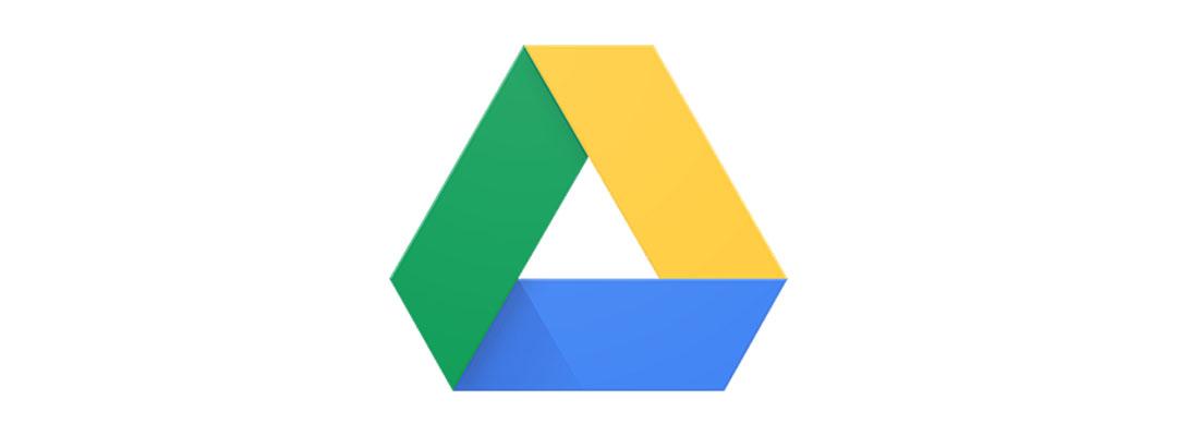 Les bases de Google Drive