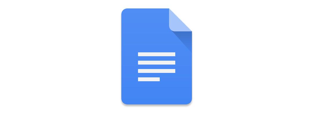 Google Docs : outil de traitement de texte