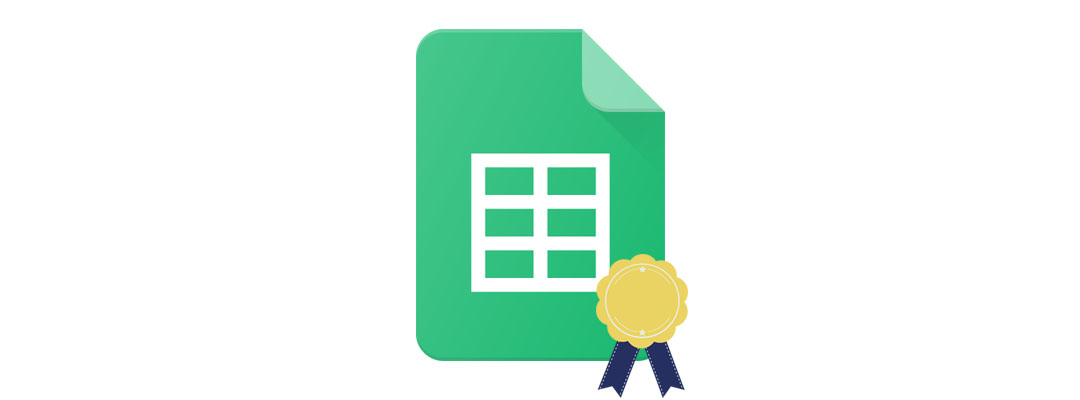 Google Sheets : Tableur – avancé